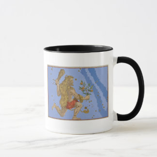 Constellation of Hercules Lion's Pelt, from 'Urano Mug