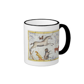 Constellation of Monoceros with Canis Major and Mi Mug