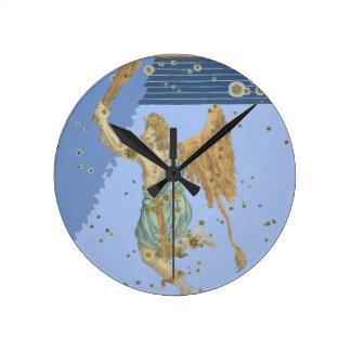 Constellation of Orion, from 'Uranometria' by Joha Clocks