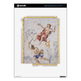 Constellation of Perseus and Andromeda, from 'Atla Skins For iPad 3