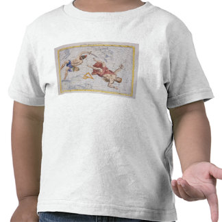 Constellation of Perseus and Andromeda, from 'Atla T-shirt