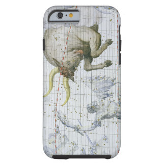 Constellation of Taurus, plate 2 from 'Atlas Coele Tough iPhone 6 Case