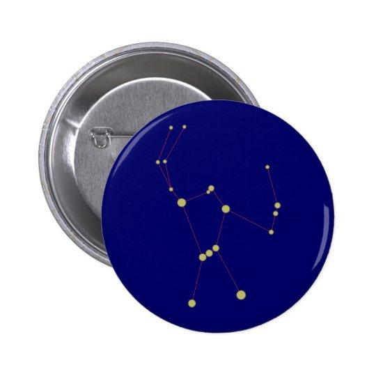 Constellation Orion constellation Button