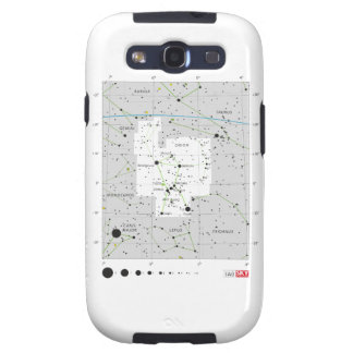 Constellation Orion The Hunter Chart Galaxy SIII Cover