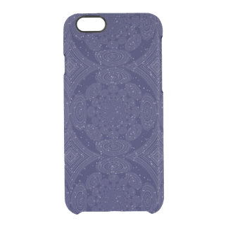 Constellation Parallel Universe Shibori Space Time Clear iPhone 6/6S Case