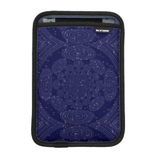 Constellation Parallel Universe Shibori Space Time Sleeve For iPad Mini