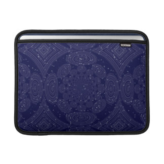Constellation Parallel Universe Shibori Space Time Sleeve For MacBook Air