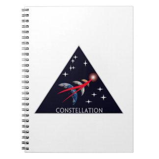 Constellation Program Logo Notebooks