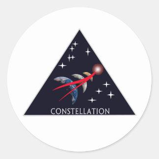Constellation Program Logo Sticker