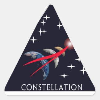 Constellation Program Logo Stickers