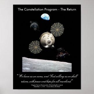 Constellation Return Print