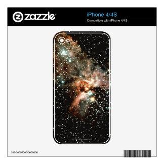 Constellation iPhone 4 Skin