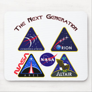 Constellation: The Next Generation Mouse Pad