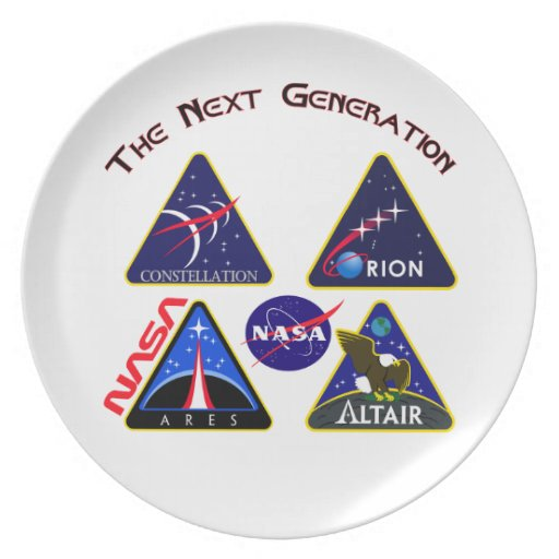 Constellation: The Next Generation Plates