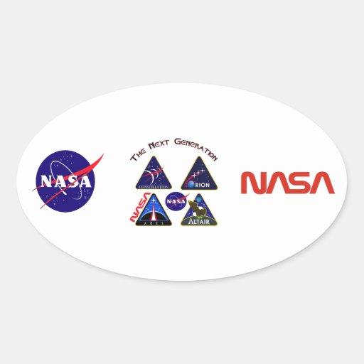 Constellation: The Next Generation Sticker