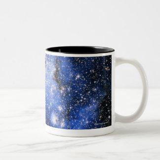 Constellation Tucana Two-Tone Coffee Mug