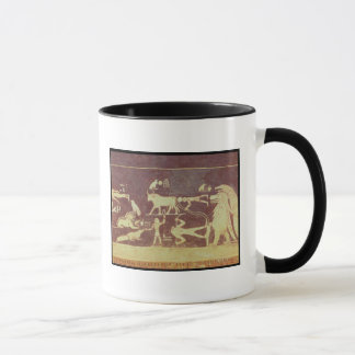 Constellations, from the funerary chamber mug