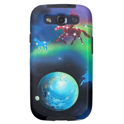 Constellations Galaxy SIII Covers