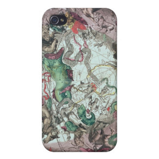 Constellations of the Southern Hemisphere Covers For iPhone 4