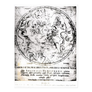 Constellations of the Southern Hemisphere Postcard