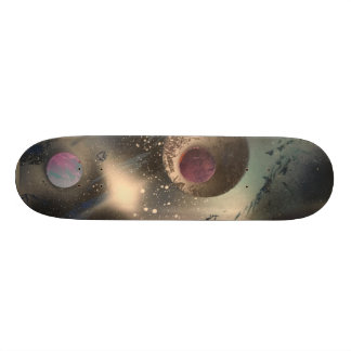 Constellations Skateboard Deck