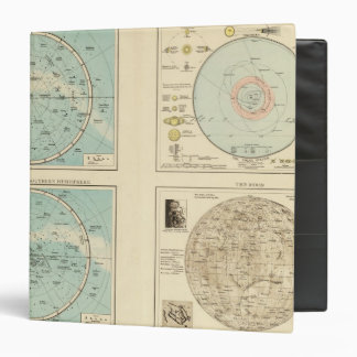 Constellations, Solar System, Moon Binder