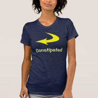 Constipated T Shirt