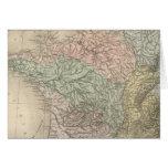 Constitución de Francia Tarjeta De Felicitación