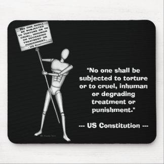 Constitución de los E.E.U.U.: Artículo 8 Alfombrilla De Raton