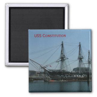 Constitución de USS Imán Cuadrado