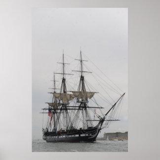 Constitución de USS Poster