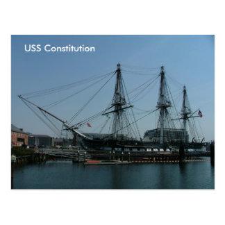 Constitución de USS Tarjetas Postales