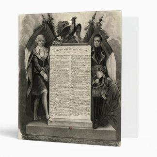 Constitución francesa de la Declaración de Derecho