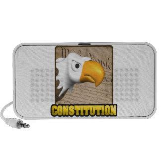 Constitución Mp3 Altavoces