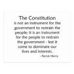 Constitución Postales