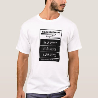 Constitutioal Loyalist T-Shirt