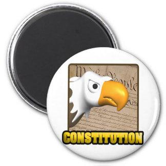 Constitution 2 Inch Round Magnet