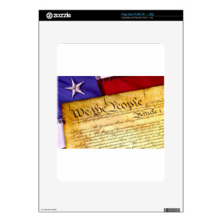 Constitution 4th Of July July 4th Independence iPad Skins