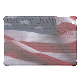 Constitution and Flag iPad Mini Cover