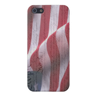 Constitution and Flag iPhone 5 Cases
