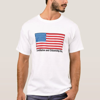 Constitution Day and Citizenship Day T-Shirt