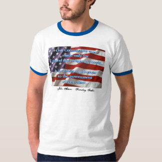 Constitution for Moral people t-shirt