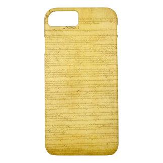 Constitution iPhone 7 case