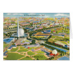 Constitution Mall at the World's Fair Card