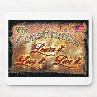 Constitution Mouse Pad