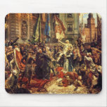 Constitution of May 3 1791 by Jan Matejko in 1891 Mousepad