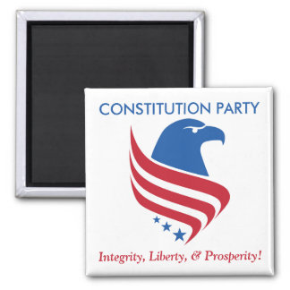 Constitution Party Magnet