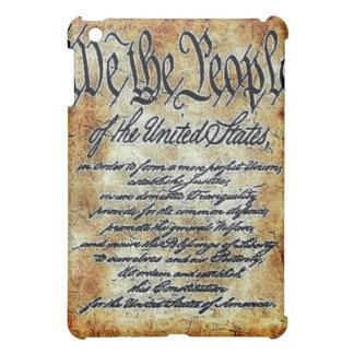 CONSTITUTION PREAMBLE iPad MINI COVER