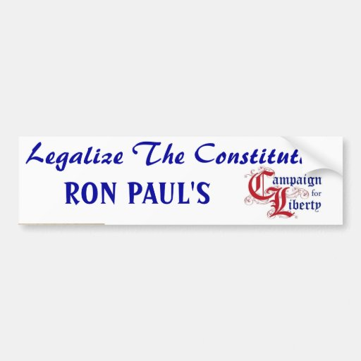constitution_quill_pen, y63rs, Leg... - Customized Bumper Stickers
