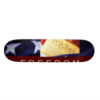 Constitution We The People Skateboard